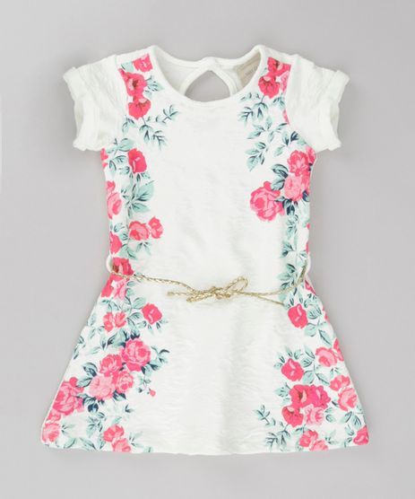 Vestido-em-Jacquard-com-Cinto-Off-White-8716255-Off_White_1