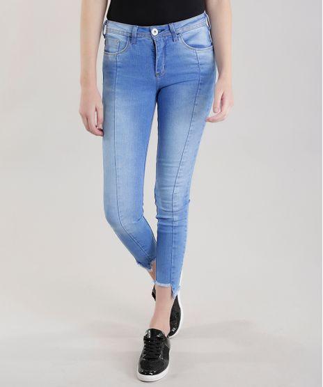 Calca-Jeans-Cigarrete-Azul-Claro-8704175-Azul_Claro_1
