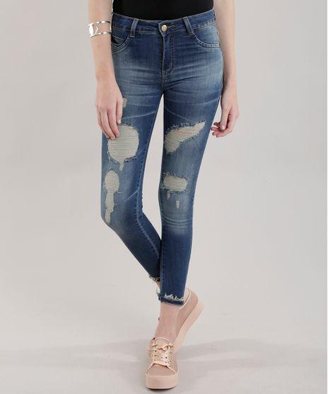Calca-Jeans-Super-Skinny-Sawary-Azul-Medio-8712108-Azul_Medio_1