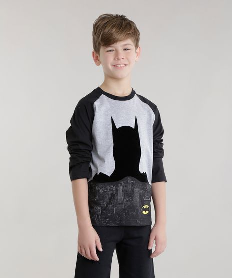 Camiseta-Batman-com-Recorte-Cinza-Mescla-8662197-Cinza_Mescla_1