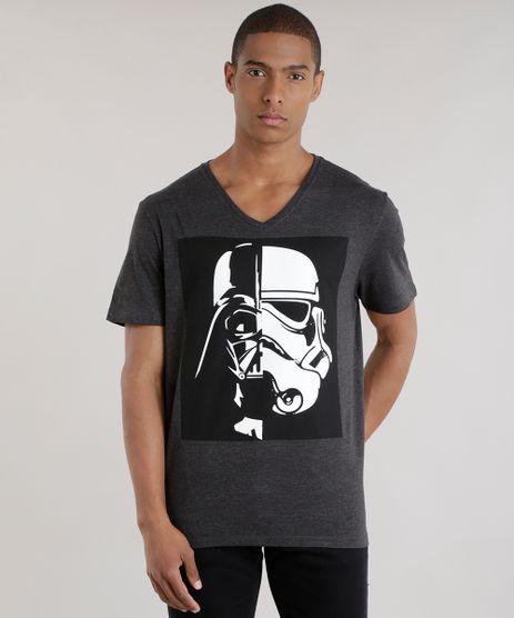Camiseta-Darth-Vader-e-Stormtrooper-Cinza-Mescla-Escuro-8659427-Cinza_Mescla_Escuro_1