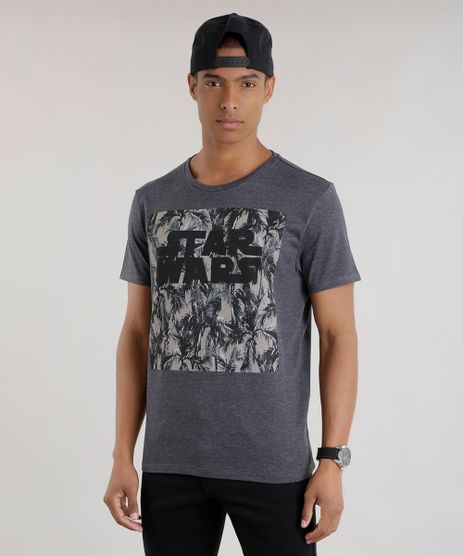 Camiseta-Star-Wars-Cinza-Mescla-Escuro-8705376-Cinza_Mescla_Escuro_1