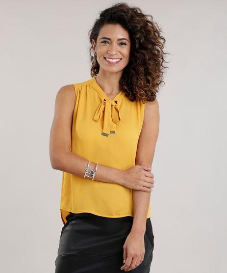 Regata-Mullet-com-Laco-Amarela-8697448-Amarelo_1