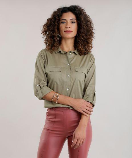 Camisa-Verde-Militar-8598710-Verde_Militar_1