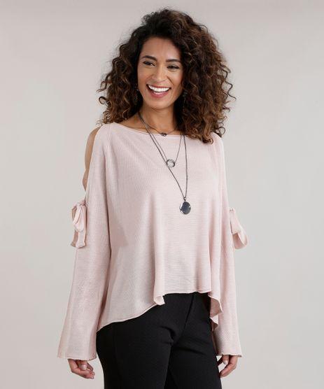 Blusa-Open-Shoulder-em-Trico-com-Laco-Rosa-8737258-Rosa_1