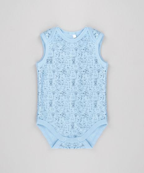 Body-Estampado-Mickey-em-Algodao---Sustentavel-Azul-Claro-8589211-Azul_Claro_1
