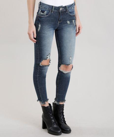Calca-Jeans-Cigarrete--Azul-Escuro-8519539-Azul_Escuro_1