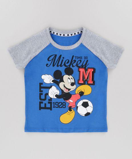Camiseta-Mickey-Azul-Royal-8697956-Azul_Royal_1