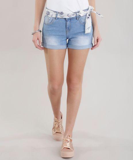 Short-Jeans-Reto-com-Faixa-Azul-Claro-8719634-Azul_Claro_1
