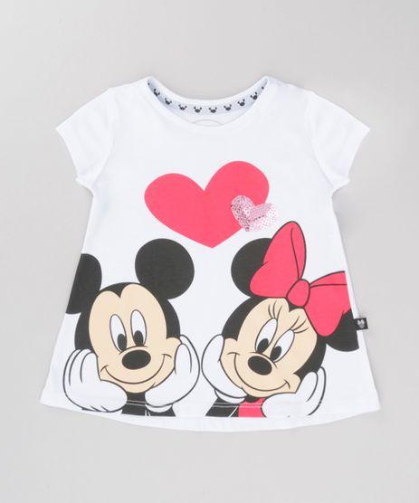 Blusa-Minnie-e-Mickey-com-Paetes-Branca-8721423-Branco_1