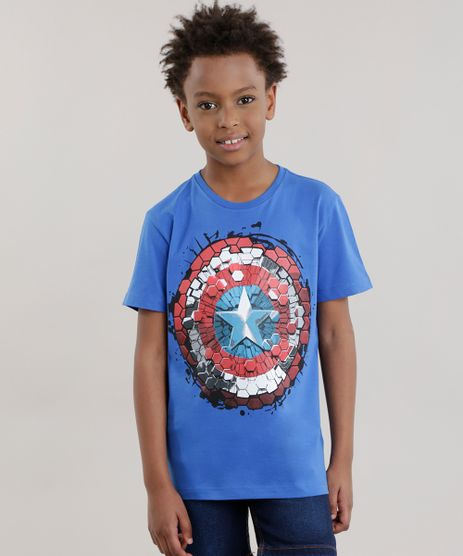 Camiseta-Capitao-America-Azul-Royal-8677743-Azul_Royal_1