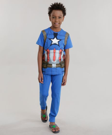 Pijama-Capitao-America-Azul-Royal-8677578-Azul_Royal_1