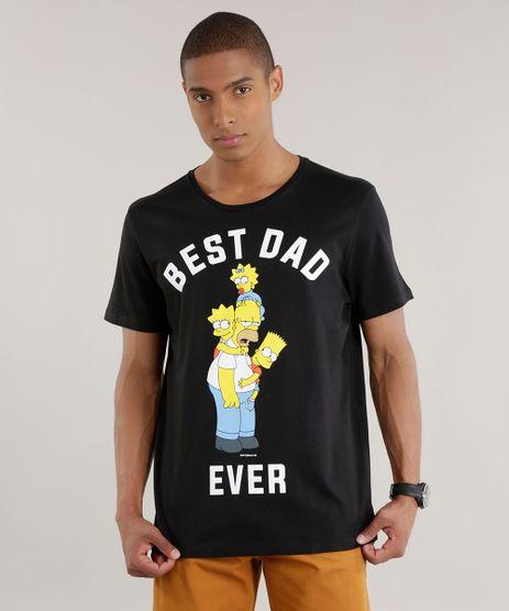 Camiseta-Os-Simpsons-Preta-8668241-Preto_1