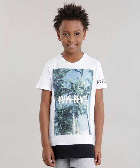 Camiseta-Longa--Miami-Beach--Branca-8683621-Branco_1