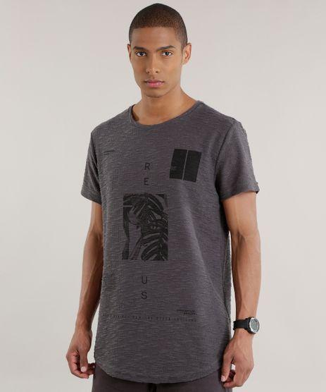 Camiseta-Longa---Respect-Us--em-Moletom-Cinza-Mescla-Escuro-8704256-Cinza_Mescla_Escuro_1