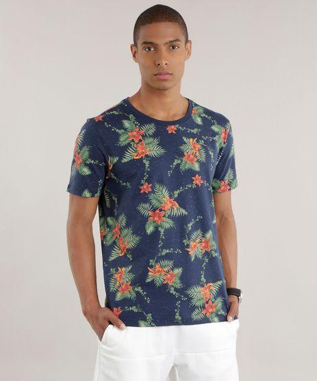 Camiseta-Estampada-Floral-Azul-Marinho-8692549-Azul_Marinho_1