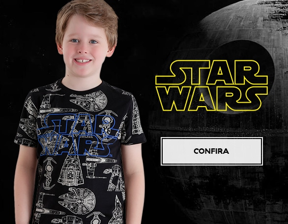 Banner Carrossel - Star Wars