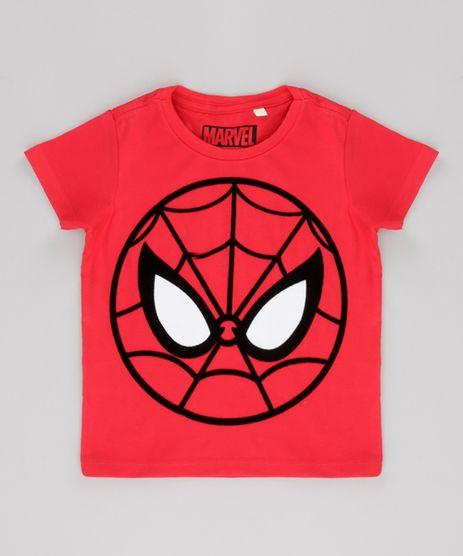 Camiseta-Homem-Aranha-Vermelha-8698469-Vermelho_1