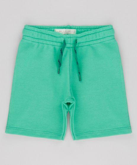 Bermuda-em-Moletom-Verde-8615081-Verde_1