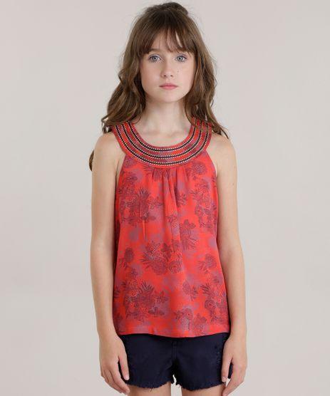 Regata-Estampada-Floral-Vermelha-8644299-Vermelho_1