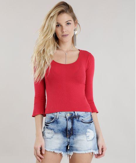 Blusa-Cropped-Canelada-Vermelha-8701781-Vermelho_1