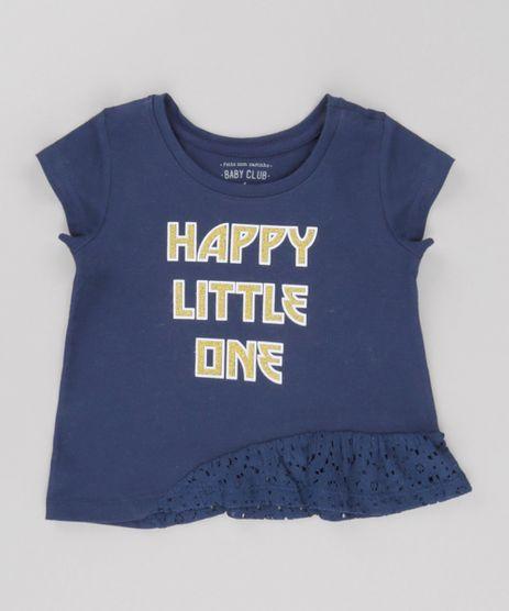 Blusa--Happy-Little-One--com-Renda-Azul-Marinho-8710072-Azul_Marinho_1