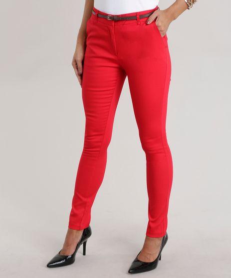 Calca-Skinny-em-Piquet-Vermelha-8654154-Vermelho_1