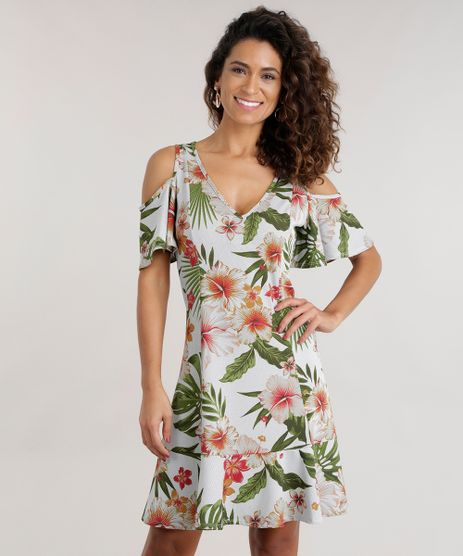 Vestido-Open-Shoulder-Estampada-Floral-com-Recortes-Off-White-8715800-Off_White_1