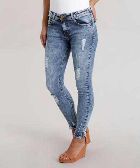 Calca-Jeans-Cigarrete-Marmorizada-Azul-Claro-8704871-Azul_Claro_1
