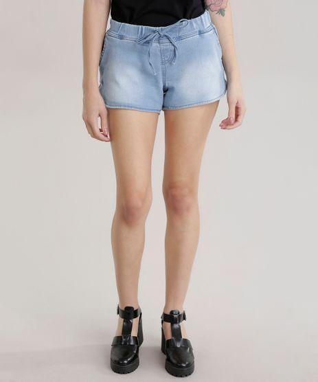 Short-Jeans-Running-Azul-Claro-8430408-Azul_Claro_1