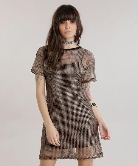 Vestido-em-Tela-Metalizado-Dourado-8726397-Dourado_1