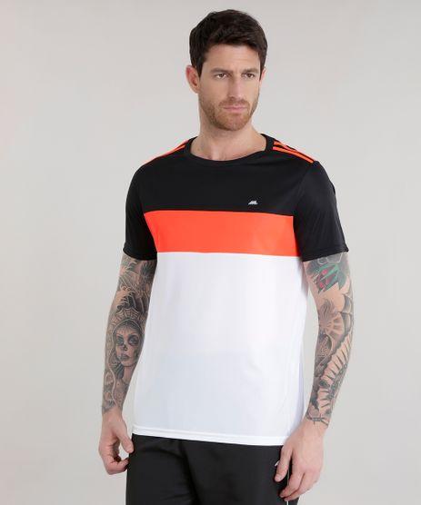Camiseta-Ace-Technofit-de-Treino-com-Recortes-Preta-8604398-Preto_1