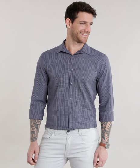 Camisa-Slim-Xadrez-Azul-Marinho-8587065-Azul_Marinho_1