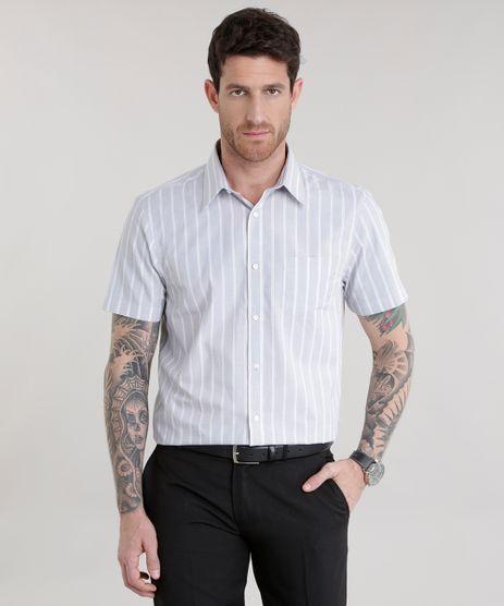 Camisa-Comfort-Listrada-Cinza-8586954-Cinza_1