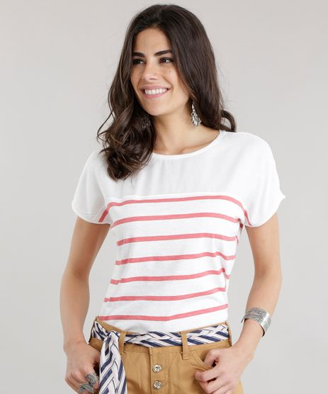 Blusa-Listrada-com-Recorte-Rosa-Escuro-8709185-Rosa_Escuro_1