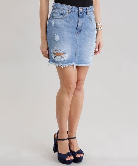 Saia-Jeans-Comfort-Azul-Claro-8701256-Azul_Claro_1