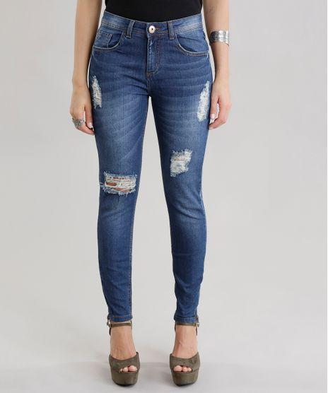 Calca-Jeans-Cigarrete-Azul-Escuro-8704289-Azul_Escuro_1