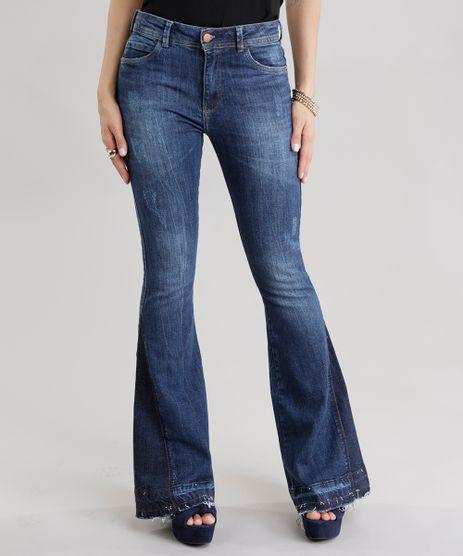 Calca-Jeans-Flare-Azul-Escuro-8701373-Azul_Escuro_1