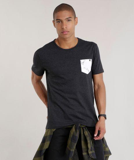 Camiseta-com-Bolso-Estampado-Floral-Preta-8692562-Preto_1