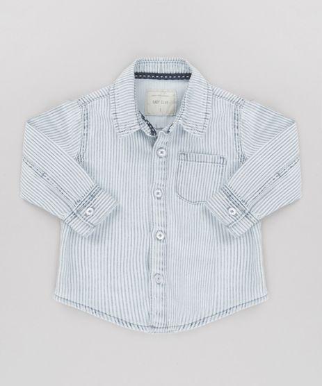 Camisa-Jeans-Listrada-Azul-Claro-8738413-Azul_Claro_1