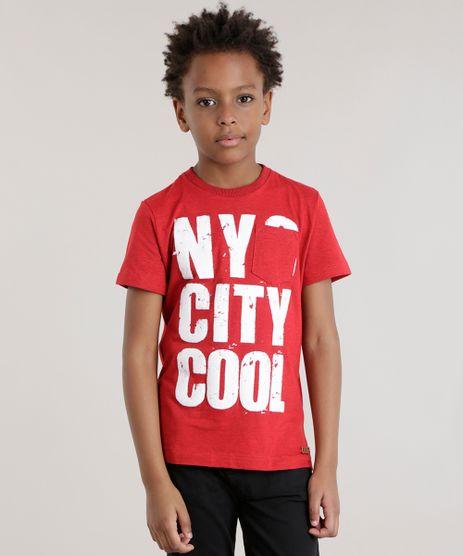 Camiseta--NY-City-Cool--com-Bolso-Vermelho-8725963-Vermelho_1