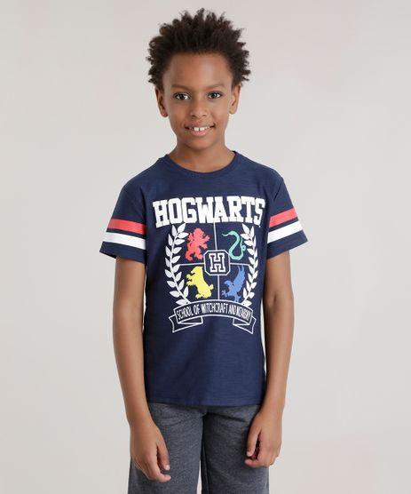 Camiseta--Hogwarts--Azul-Marinho-8724546-Azul_Marinho_1