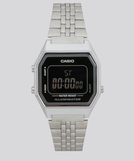 Relogio-Casio-Feminino-Digital--LA680WA1BDF---Prateado-8091695-Prateado_1