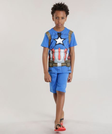 Pijama-Capitao-America-Azul-Royal-8678859-Azul_Royal_1