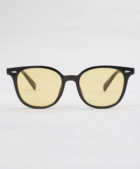 Oculos-de-Sol-Redondo-Feminino-Oneself-Preto-8774450-Preto_1