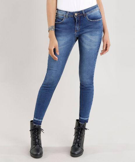 Calca-Jeans-Cigarrete-Azul-Escuro-8727825-Azul_Escuro_1