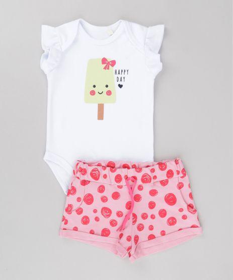 Conjunto-de-Body--Happy-Day--Branco---Short-Estampado-em-Moletom-Rosa-8688960-Rosa_1