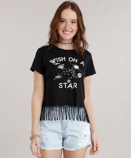 Blusa--Wish-On-A-Star--com-Franjas-Preta-8703174-Preto_1