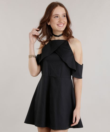 Vestido-Open-Shoulder-Preto-8718312-Preto_1