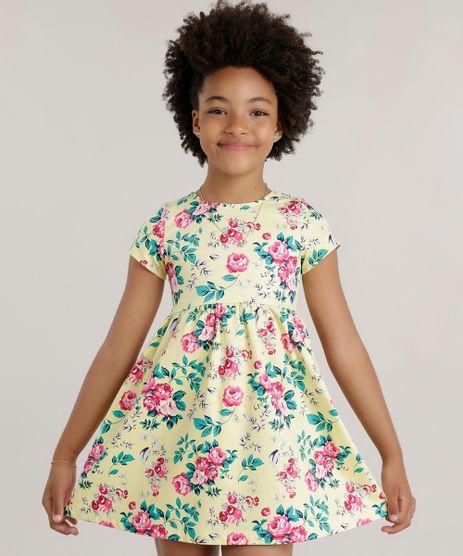 Vestido-Estampado-Floral-Amarelo-Claro-8652857-Amarelo_Claro_1